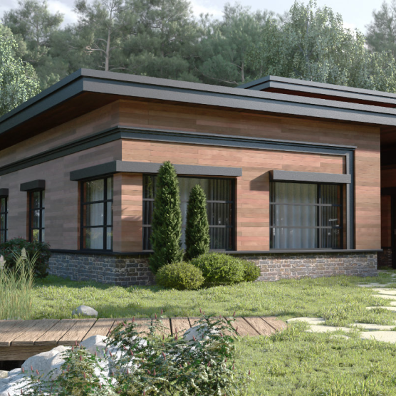3D Exterior Modeling Services - 4