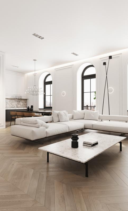 3D Interior Visualization - 1