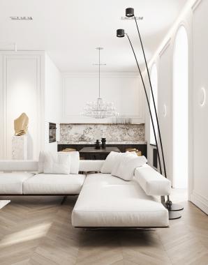 3D Interior Visualization - 3