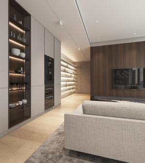 3D Interior Modeling - 3