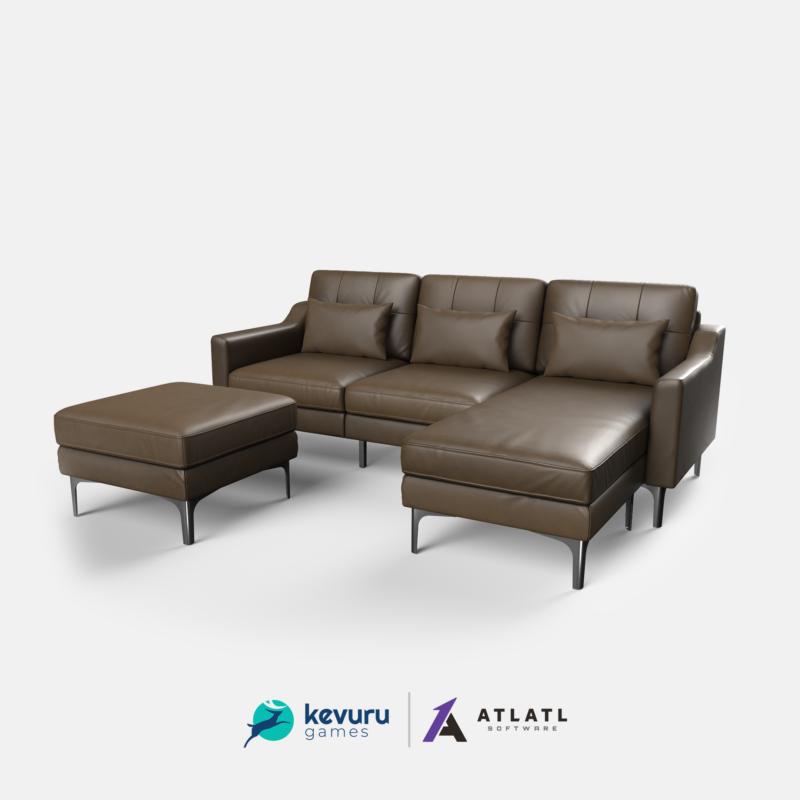 3D Furniture Modeling Services - 5